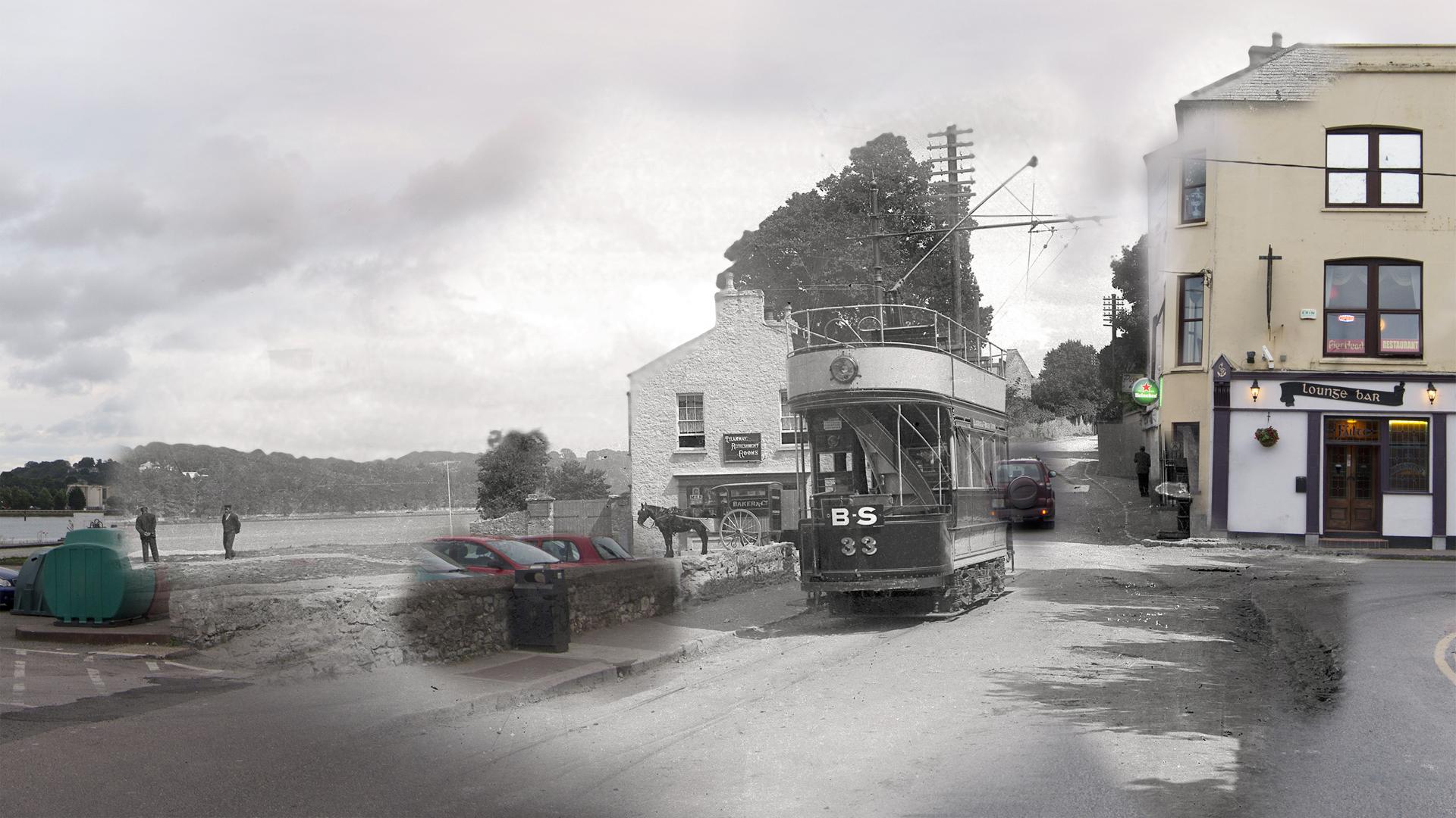 Blackrock Tram