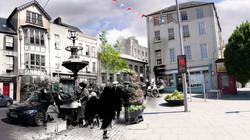 Shandon St Fountain