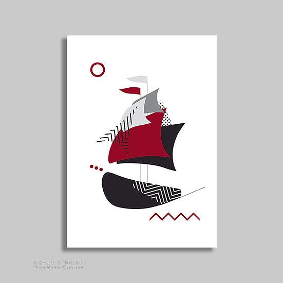 A Safe Harbour (Print)