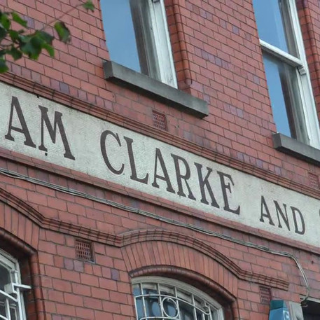 Cork's ghost signs in pictures and video