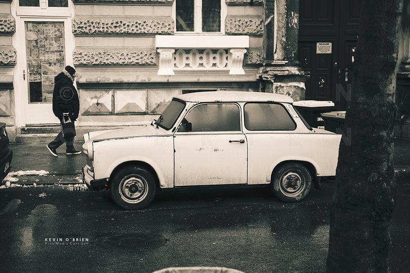 Old Budapest: Vintage Trabant