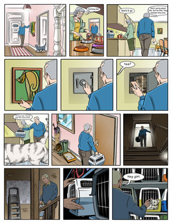 The Cat Lovers page 3