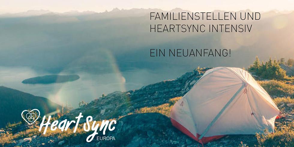 Familienstellen und HeartSync intensiv