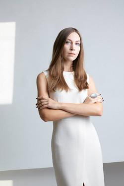 Саша Карпова, магистр искусств и гуманитарных наук, редактор моды Time Out Petersburg, специальный к