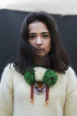 Алена Галкина, редактор моды «Собака.ru». Фото_ Анна Прилуцкая, Crispy Point. Стиль_ Екатерина Волод