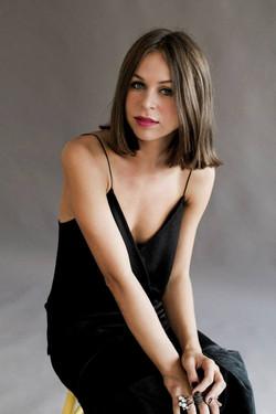Алина Ширяева, дизайнер одежды, основатель бренда Inspire. Фото_ Marina Pijamkina. MUAH_ Ксения Суво