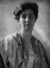 UC Berkeley's First Dean of Women