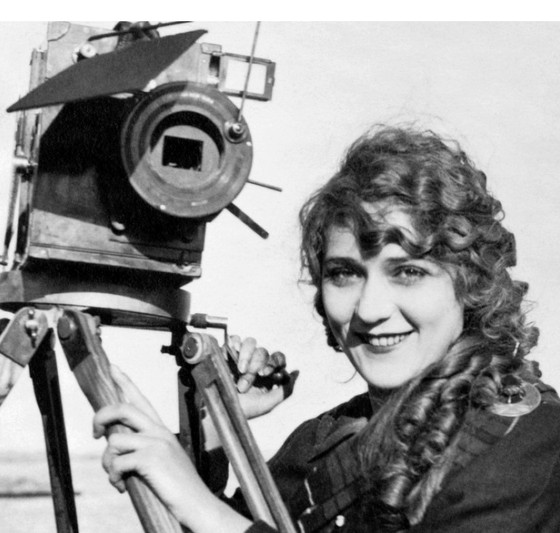 The First Female Film Director