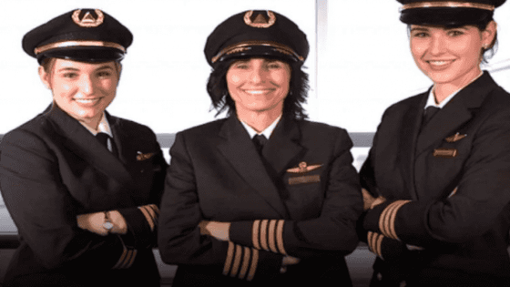The Power of Women in Aviation