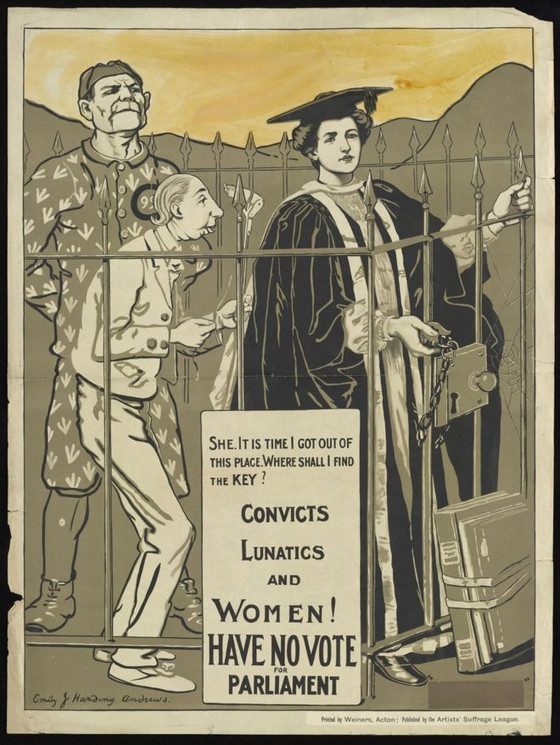Memorabilia - Equal Rights