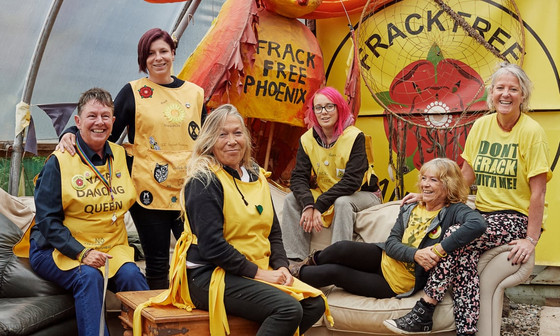 """They Aren't Your Typical Activists: Meet the """"Nanas."""""""