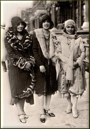 Women of the Harlem Reniassance