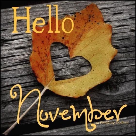 November!