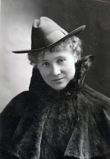 Pioneer in Women's Athletics