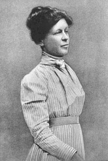 Nurse, Suffragist, Social Reformer and Author