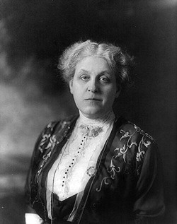 Strategist, Suffragist, and Peace Activist