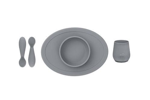 EZPZ First food set - Grey *sample