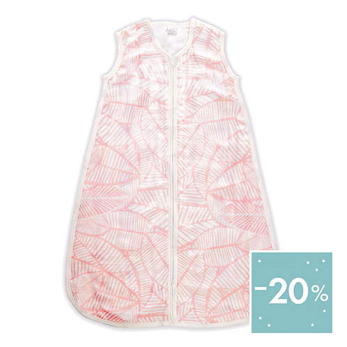 aden + anais Silky Soft Sleeping bag - Island gateway