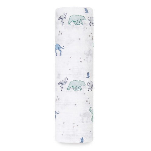 aden + anais single swaddle - Rising star