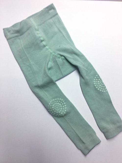 Go Baby Go Legging anti slip pads - Mint *sample
