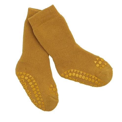 GOBABYGO sokjes anti slip pads - Mustard *sample