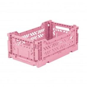 Ay-kasa vouwkratje mini - Baby Pink