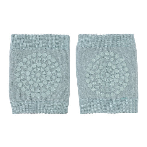GOBABYGO anti slip kneepads - Dusty bleu *sample