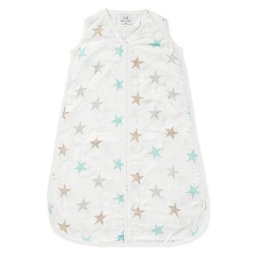 aden + anais Silky Soft Sleeping bag - Milky way