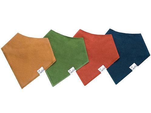 Copper Pearl bandana 4 pack - Ridge