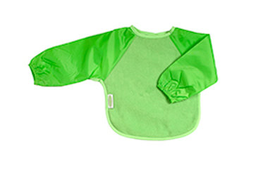 Silly Billyz lange mouw slab Fleece small - Lime