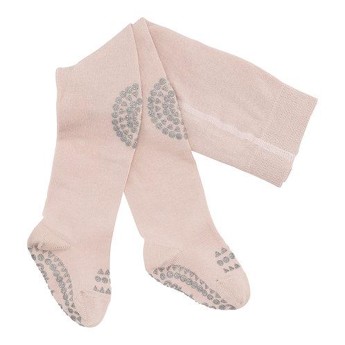 GOBABYGO Maillot, anti slip pads - Soft pink glitter * sample