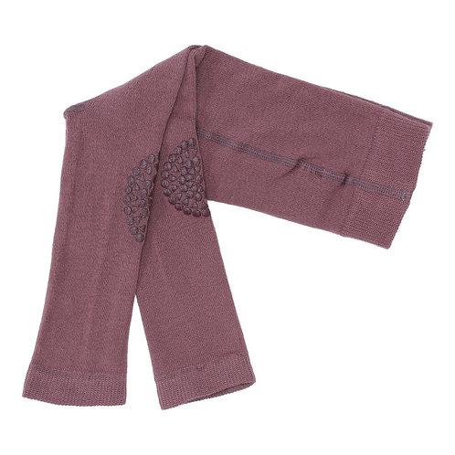 GOBABYGO Legging anti slip pads - Misty plum *sample