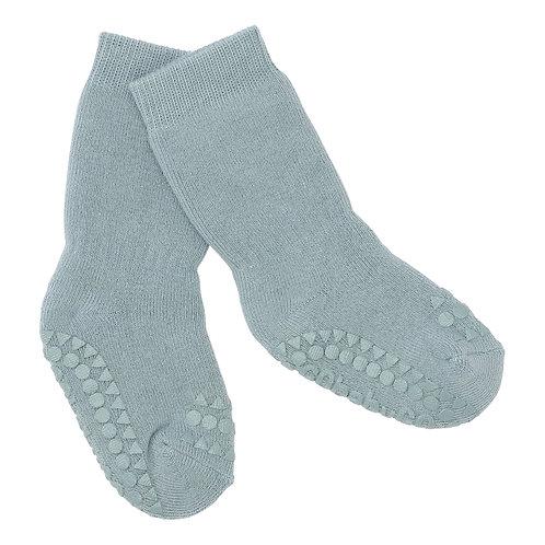 GOBABYGO sokjes anti slip pads - Dusty Bleu*sample