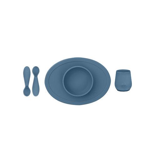 EZPZ First food set - Indigo *sample