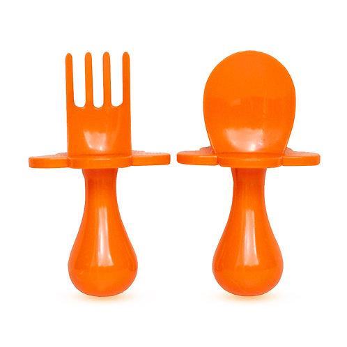 Grabease oefen bestekje - Oranje