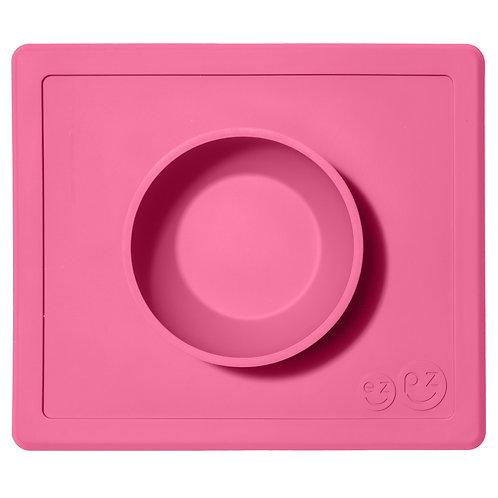 EZPZ Happy bowl - Pink