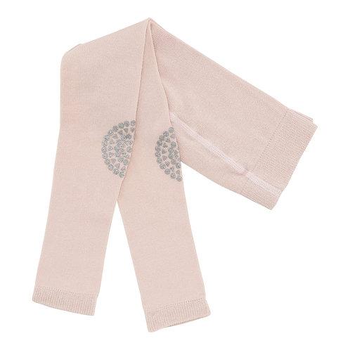 GOBABYGO Legging anti slip pads - Soft pink glitter *sample