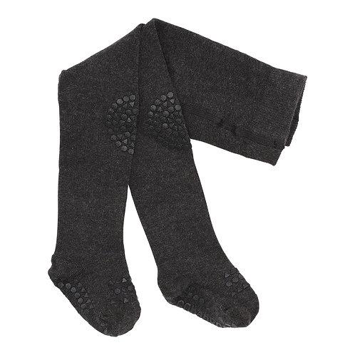 GOBABYGO Maillot, anti slip pads - Dark grey melange