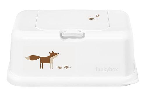 Funkybox billendoekjes doosje - Funky fox