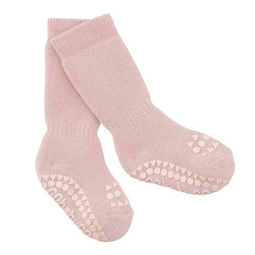 GOBABYGO sokjes anti slip pads - Dusty rose *sample