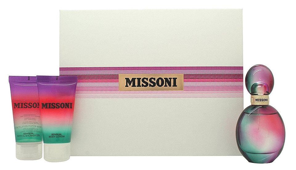 Missoni | E.D.P | סט מבושם לנשים