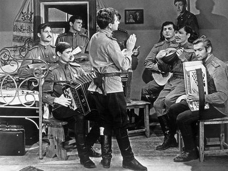 Наши актеры поздравят горожан с Днём Победы