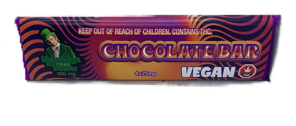 Chocolate Bar - Vegan 300MG