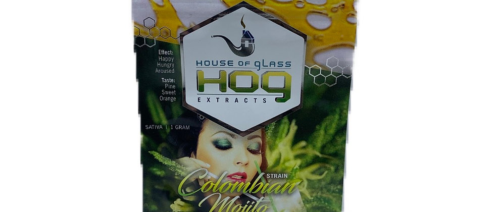 House of Glass Shatter - Colombian Mojito