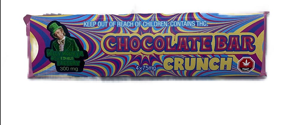 Chocolate Bar - Crunch 300MG