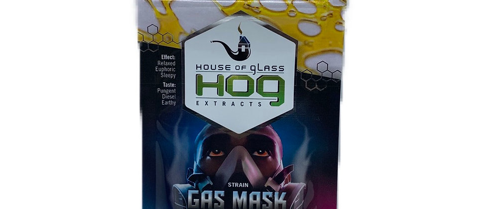 House of Glass Shatter - Gas Mask