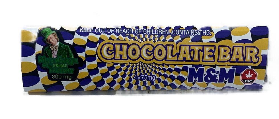 Chocolate Bar - M&M 300MG