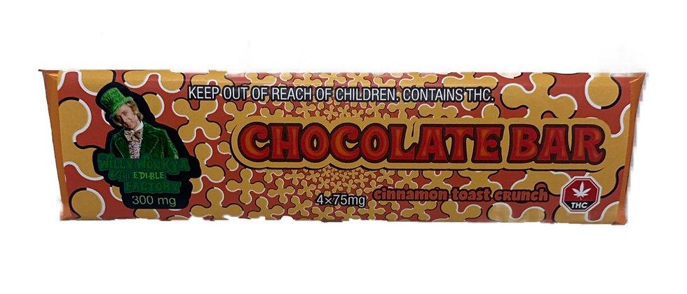 Chocolate Bar - Cinnamon Toast Crunch 300MG
