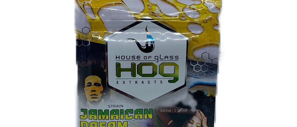 House of Glass Shatter - Jamaican Dream