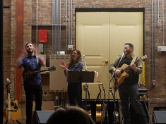 Performance with friends in SLC